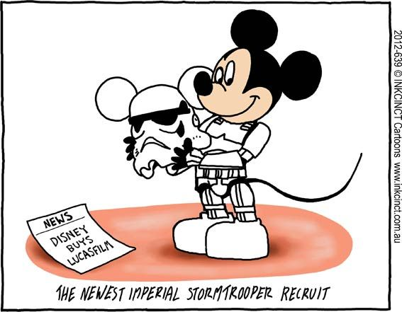 The newest Imperial stormtrooper recruit.