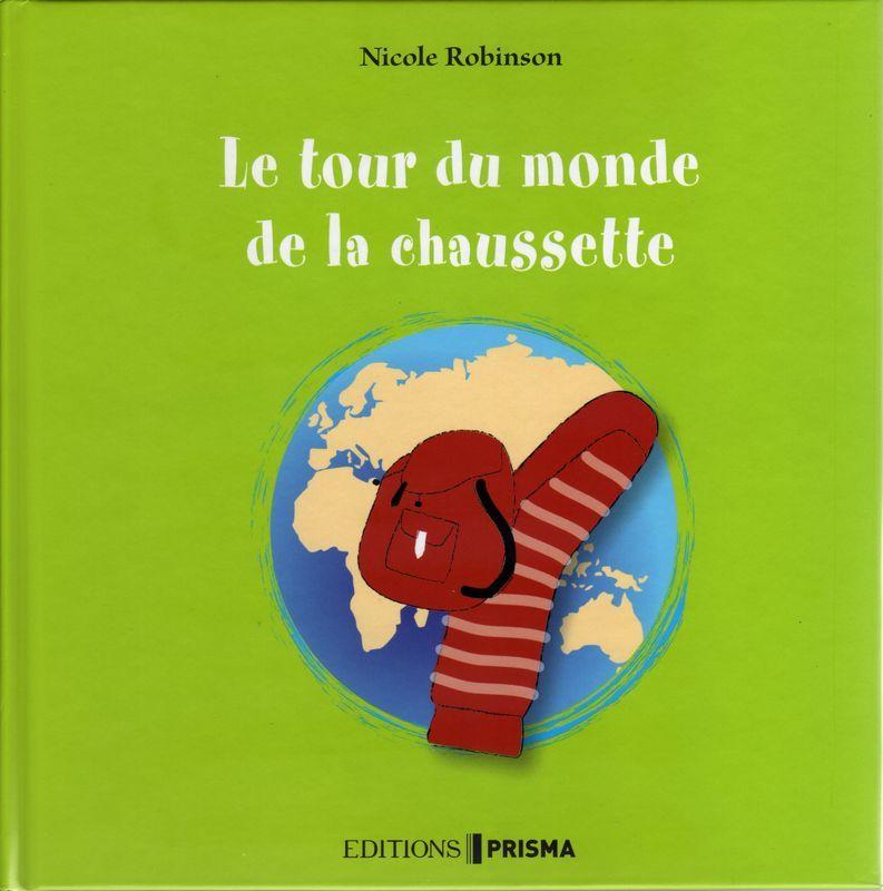 Le tour du monde de la chaussette (Frans initiatie)