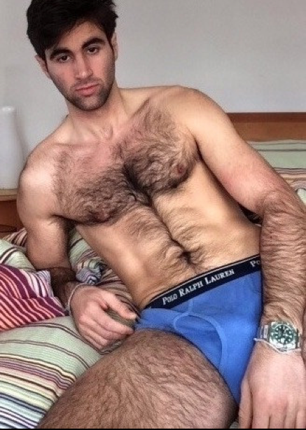 Hairy guys tumblr