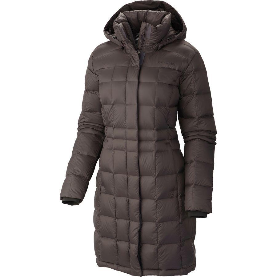 Sportswear Long Down Winter Jacket