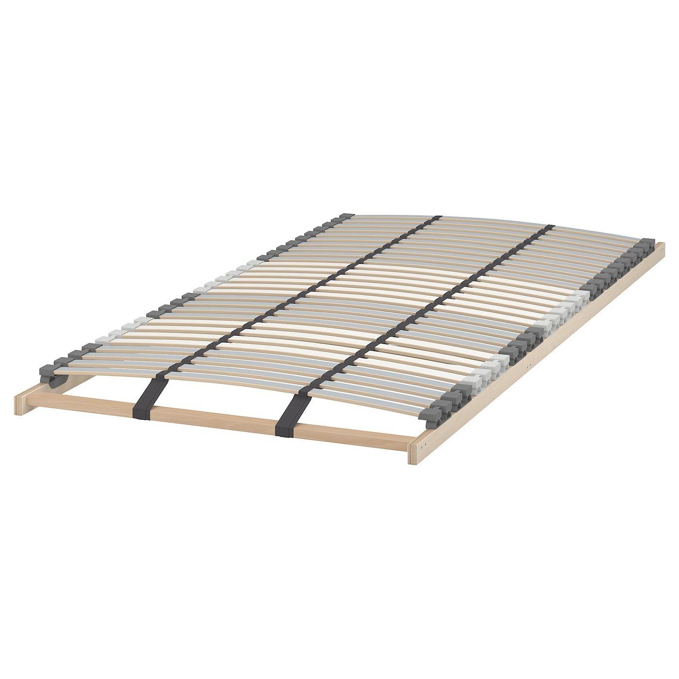 Lonset Slatted Bed Base Twin Bed Slats Bed Base Malm Bed Frame