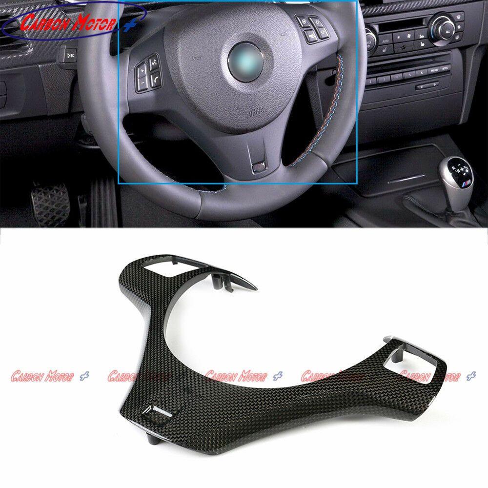 Carbon Fiber Steering Wheel Trim For Bmw M3 1m Carbon Fiber