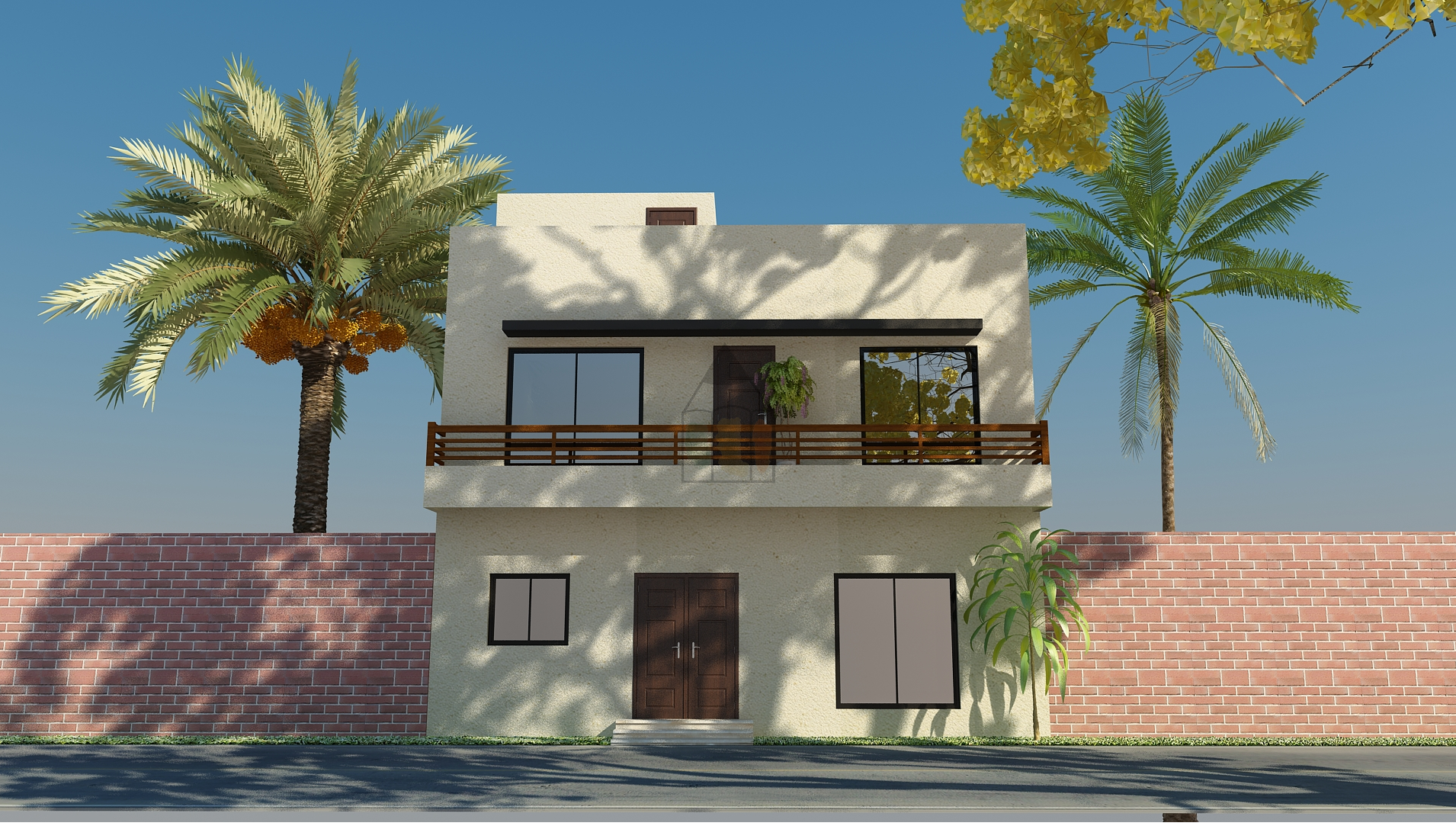 4 marla house map | Front Elevation | Pinterest | House, Maps and 4).