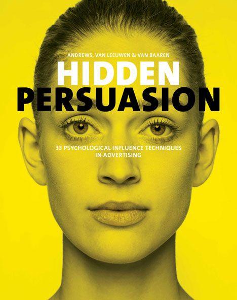 Book review: Hidden Persuasion