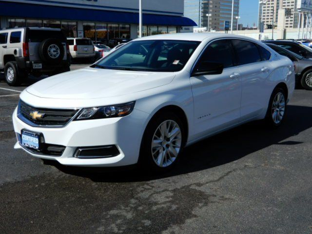 Awesome Awesome 2017 Chevrolet Impala Ls 2017 Chevrolet Impala Ls 10600 Miles White 4dr Car Gas I4 2 5l 150