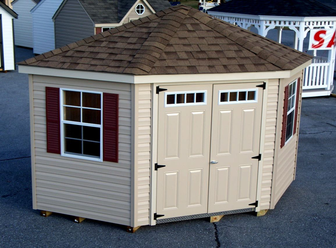 How long does it take to build a wooden shed in 2020