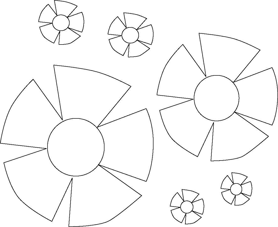 Novos Moldes De Flores Para Imprimir Google Images Template And