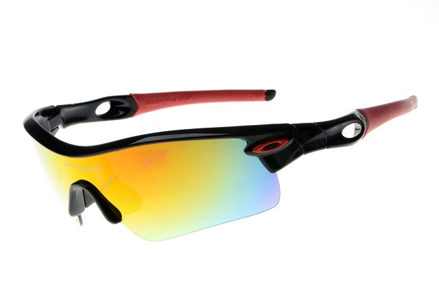 a7e87ccb7c Oakley Radar Visor Black AJS  SunglassesOnline. oakley radar pitch  sunglasses ...