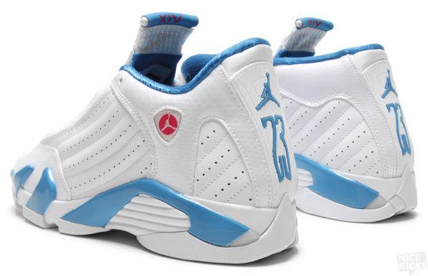 """ad0164d178c0 Air Jordan 14 GS """"Neptune Blue"""""""