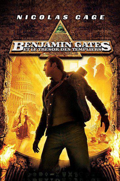 Benjamin Gates 1 Streaming : benjamin, gates, streaming, Benjamin, Gates, Trésor, Templiers, (2004), Regarder, Ligne, Gratuit,, Nicolas, Cage,