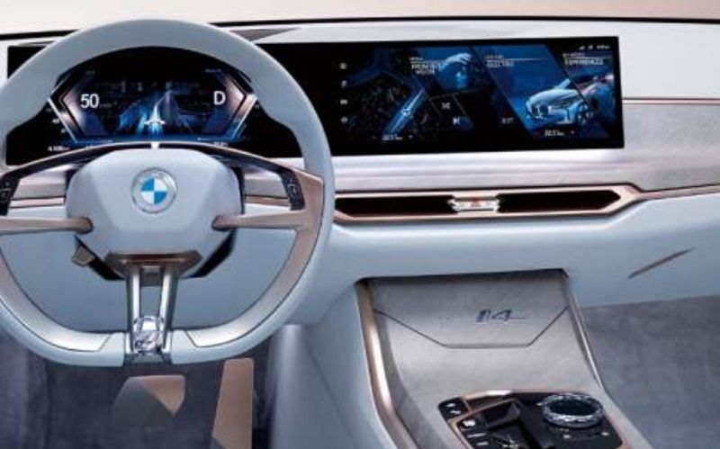 All Electric Bmw Coupe The Concept I4 In 2020 With Images Bmw
