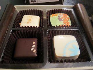 Fleurir - hand made chocolate shop in Georgetown