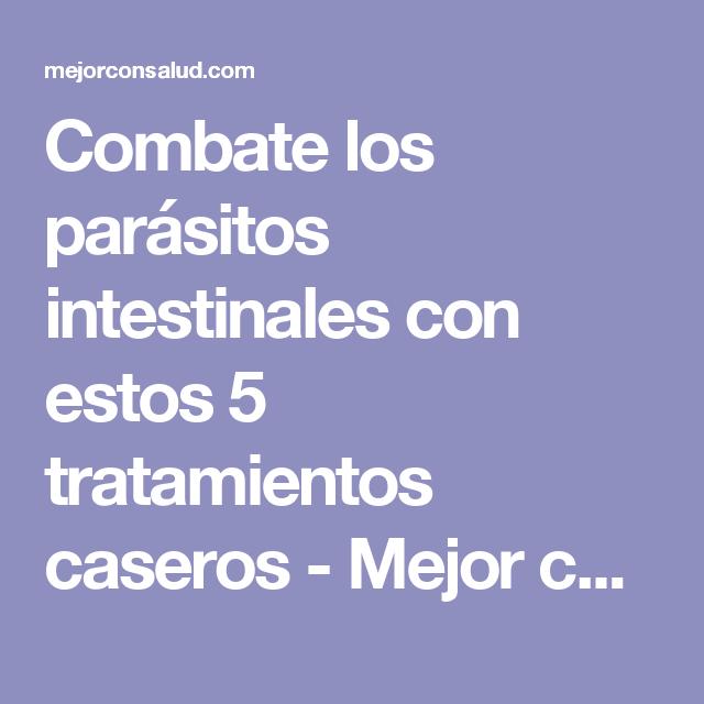 tratamiento de parásitos gi