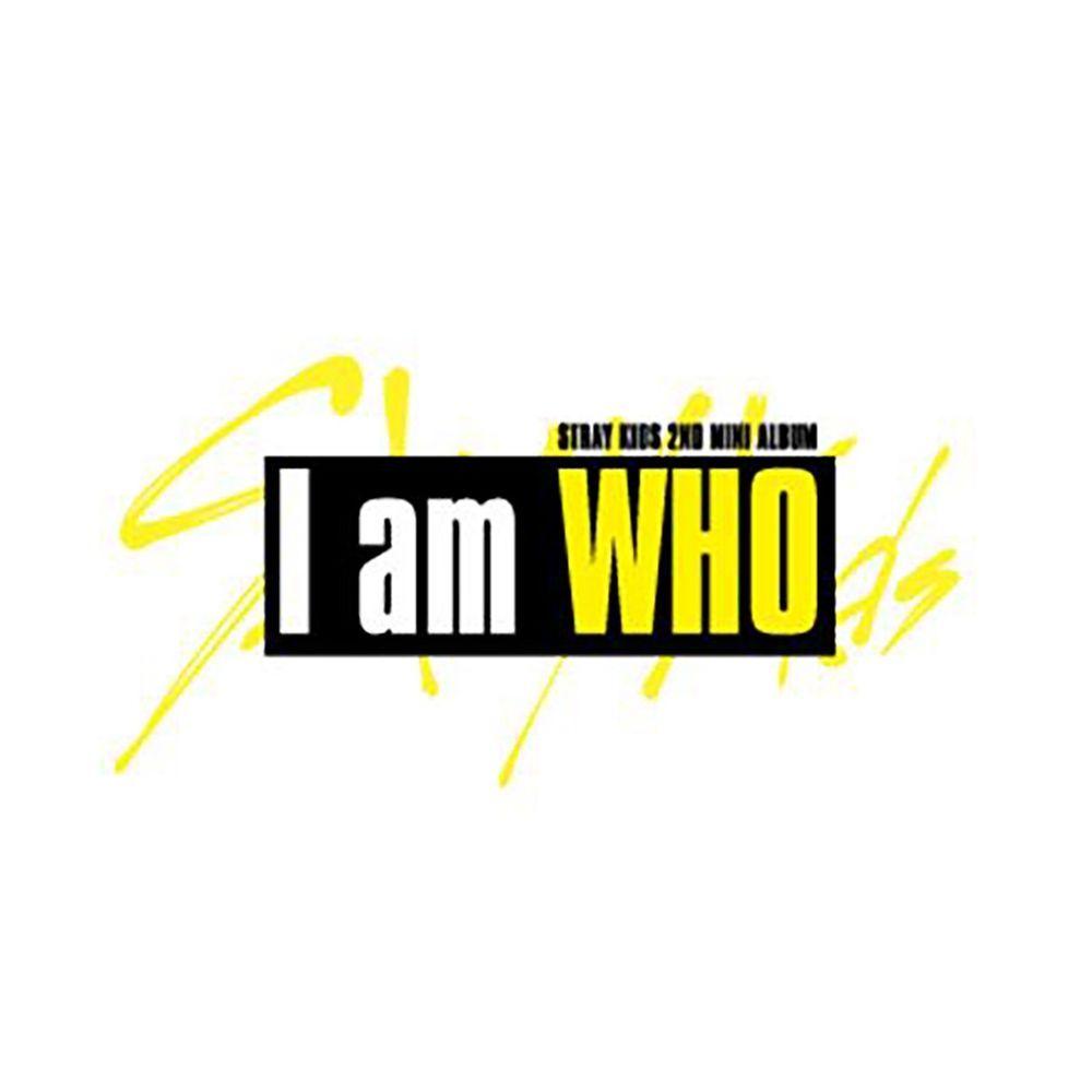STRAY KIDS]2nd Mini Album/I Am WHO/JYP/Stray Kids Album/WHO