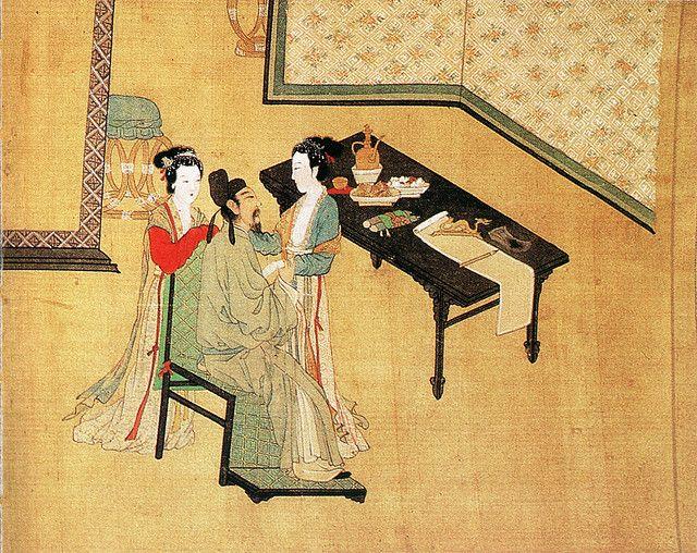 chinesischen erotische geschichte