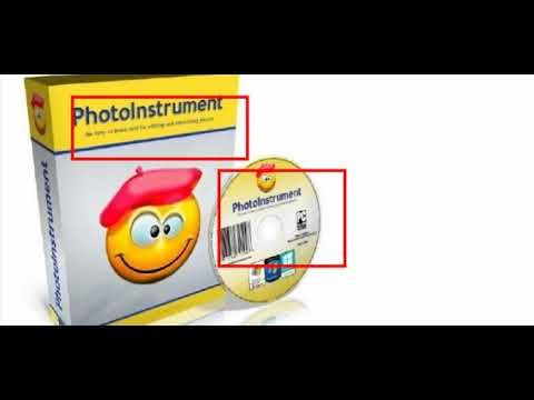 Photoinstrument serial key,activation,registration code for all.