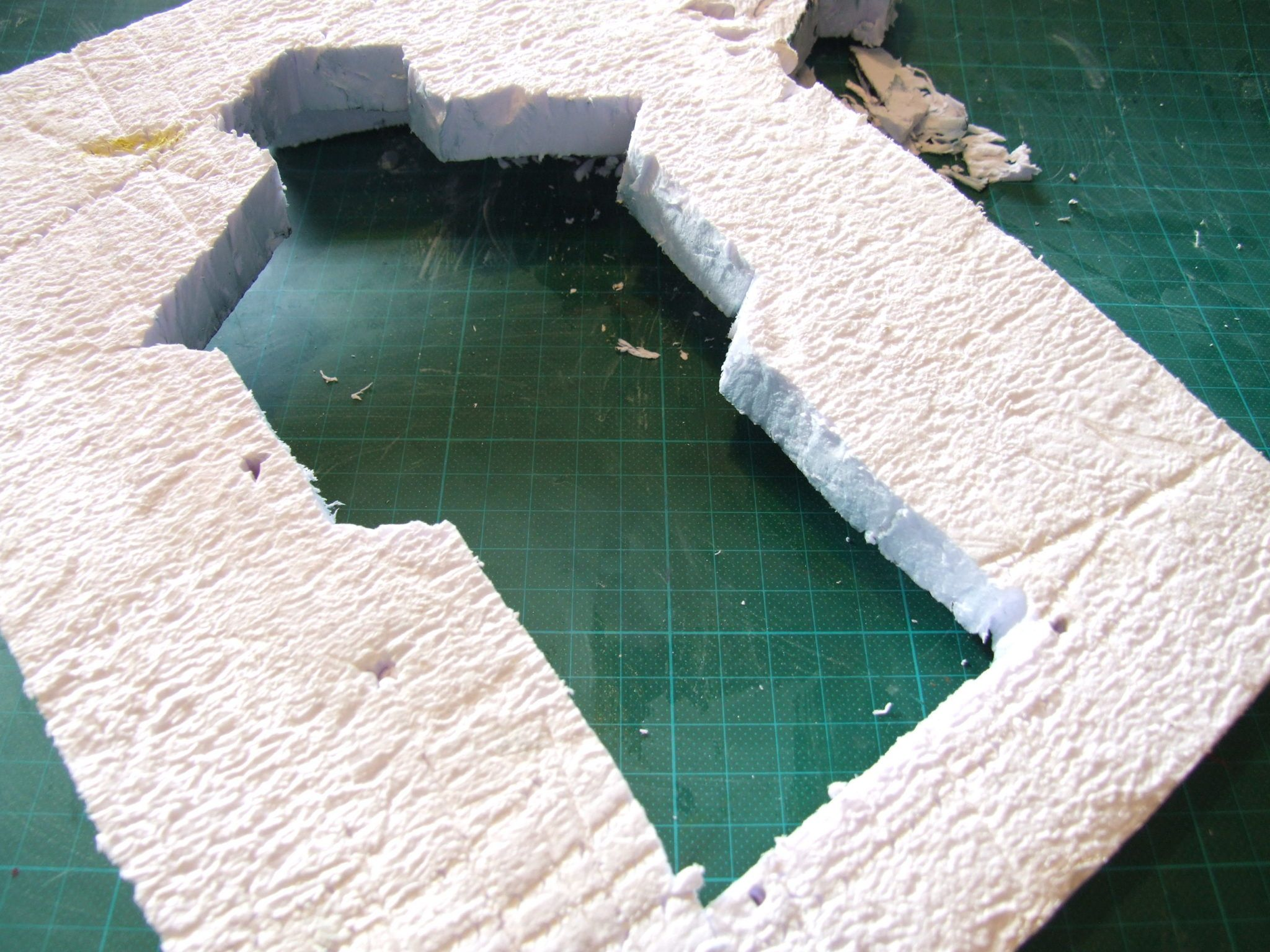 beton deko gießform selbst herstellen | beton | pinterest