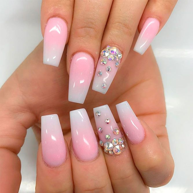 Beautiful White Tip Nails Designs Specially For You Nails