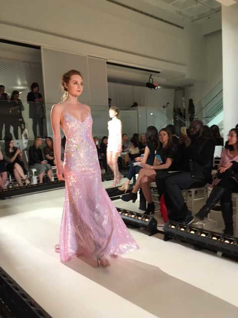 Pastels, Layers and Sparkle on the JLM Couture Runway | Wedding ...