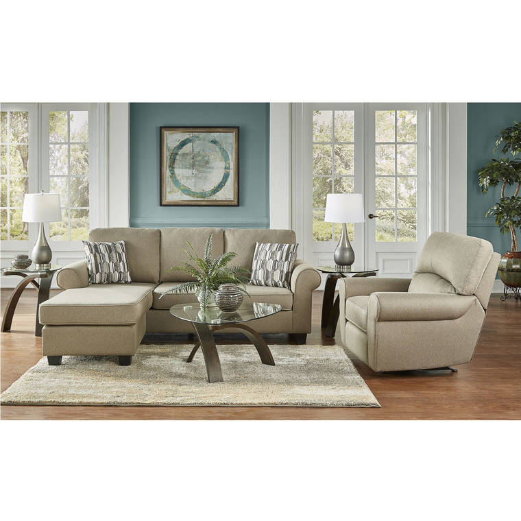 2 Piece Hayden Chaise Sofa And Recliner Living Room Collection Chaise Sofa Living Room Living Room Sofa Living Room Collections #small #living #room #recliner