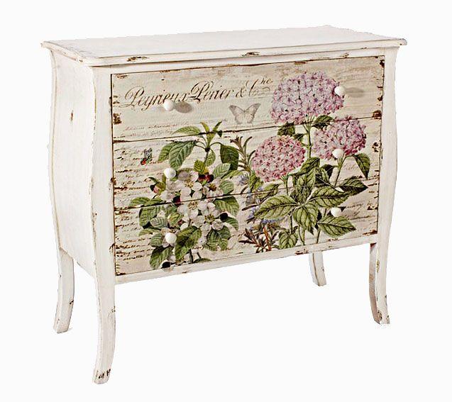 Como hacer muebles vintage cheap pintar muebles con - Muebles sant cugat ...