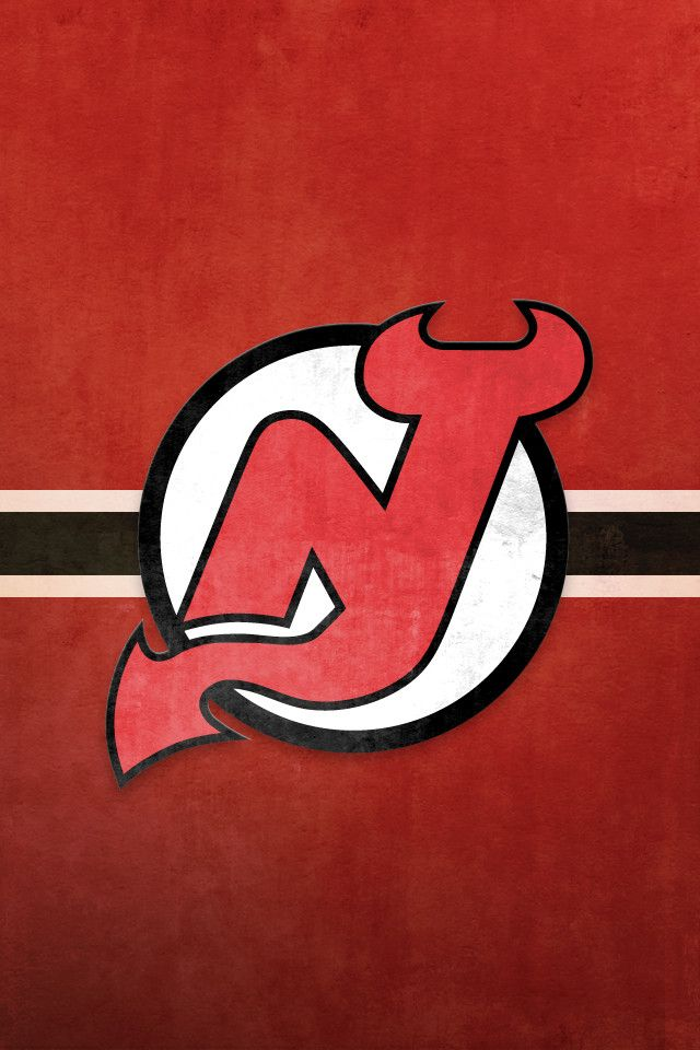 NHL wallpaper for iPhone and Android | NHL | Nhl wallpaper, New Jersey Devils, Hockey logos