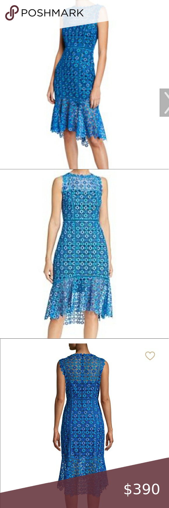 Nwt Elie Tahari Cocktail Dress Beautiful Dress Never Worn Brand New With Tags Purchased And Can Not R Beautiful Cocktail Dresses Dresses Elie Tahari Dresses [ 1740 x 580 Pixel ]