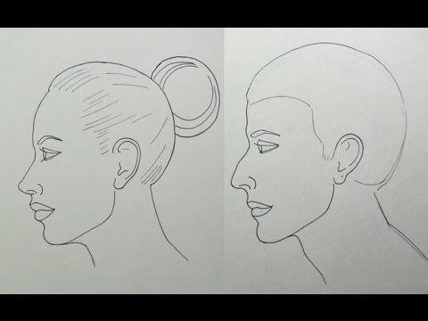 Rostro Humano Como Dibujar Un Hombre Facil Paso A Paso Como Dibujar Un Rostro De Perfil Facilmente Arte Divierte