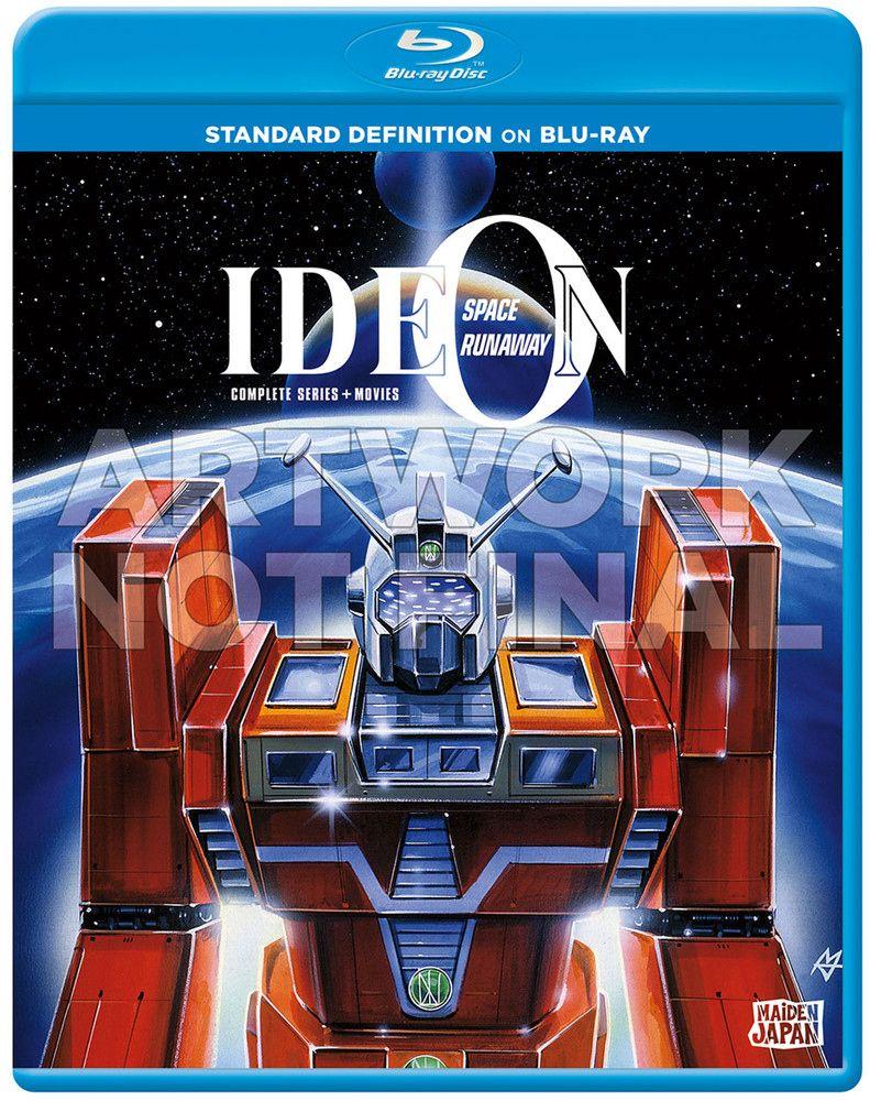 Space Runaway Ideon Blu-ray | Blu-Ray/Games | Anime episodes