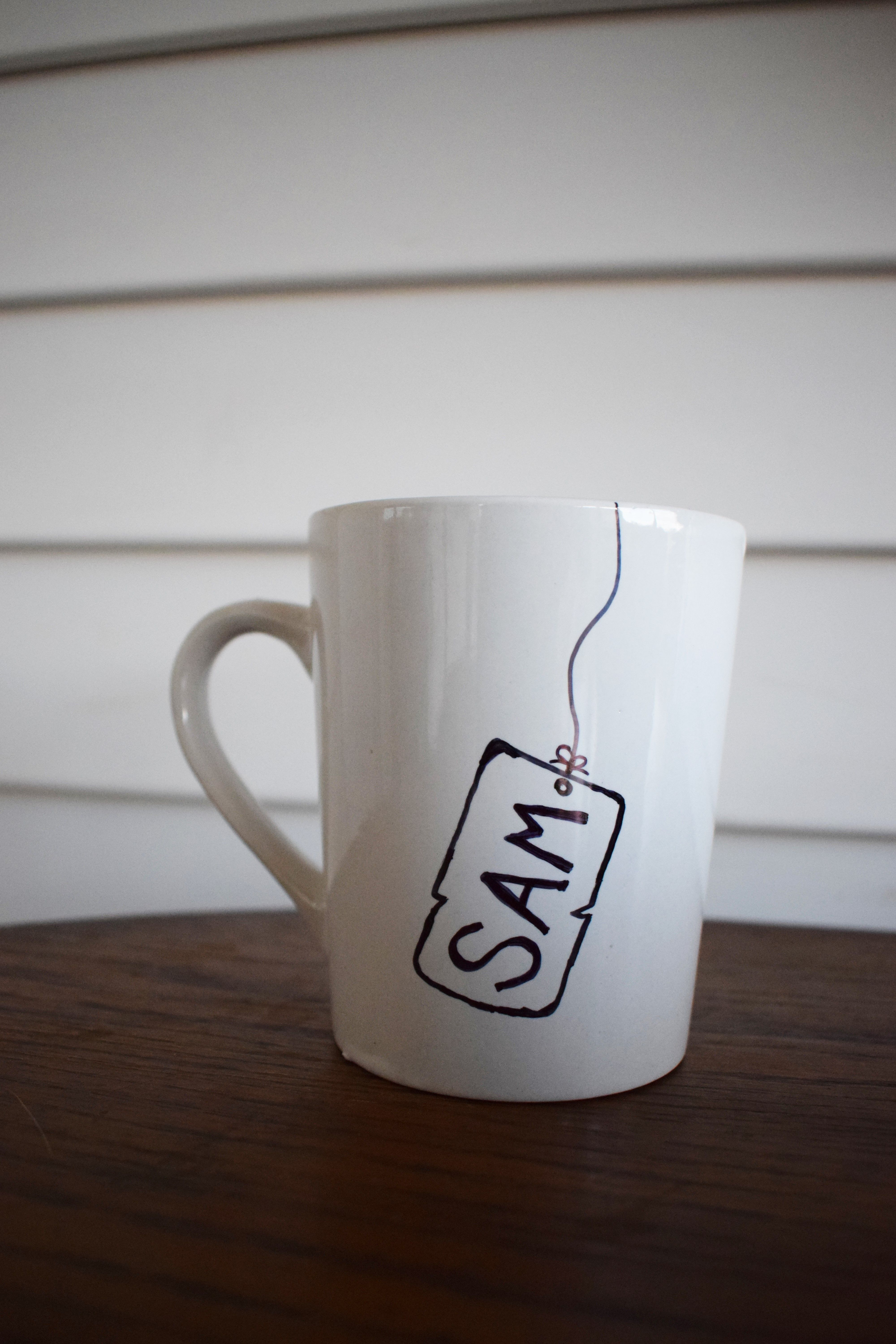 af7ecbff115 Shop handmade mugs and a percentage of the profits will go directly to a  charity of