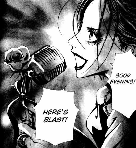 NANA manga - Nana Osaki   Blast ❤️ love this picture ❤️