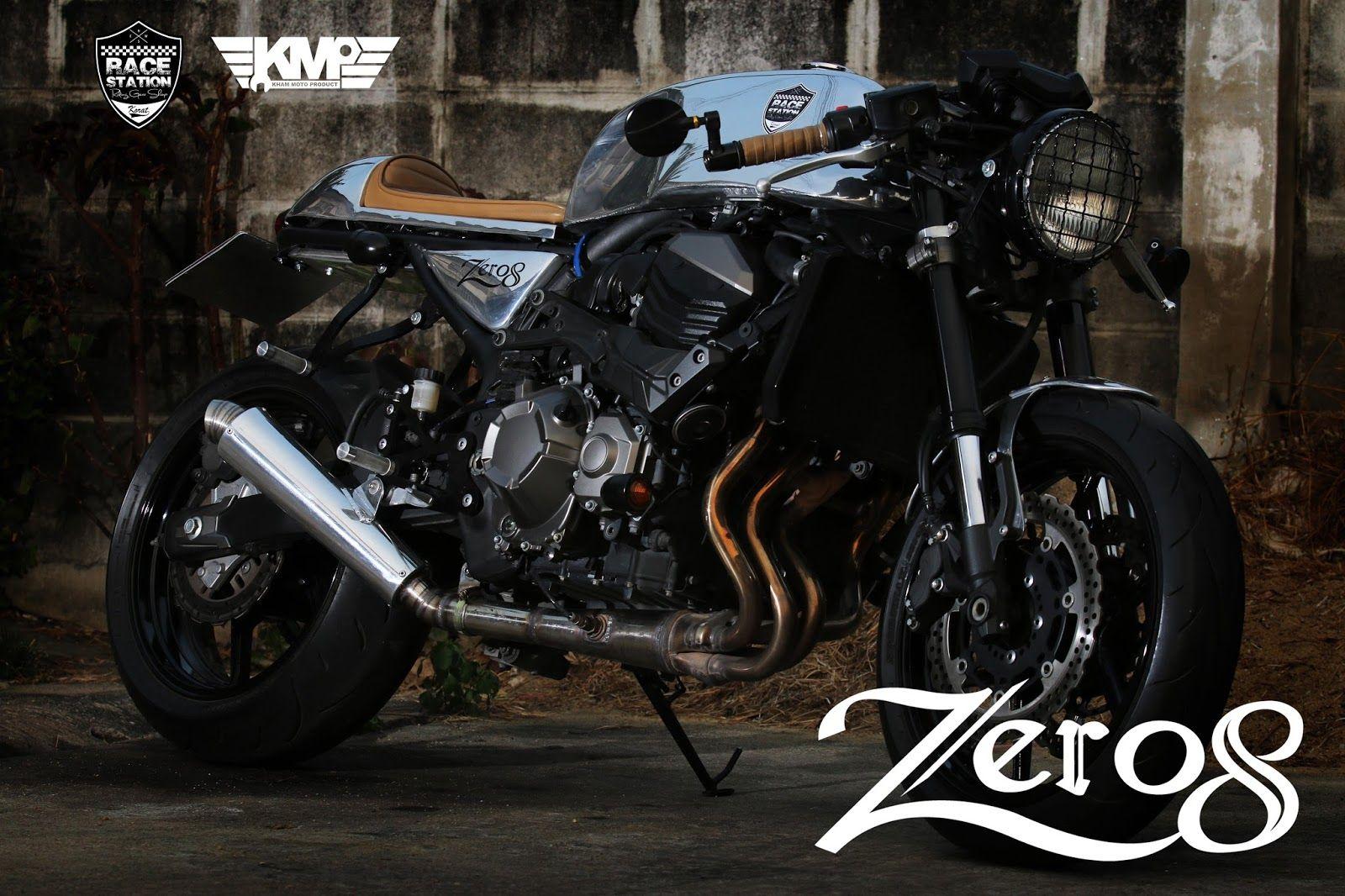Webmobili ~ Kawasaki z800 cafe racer. che le moderne moto naked abbiano un