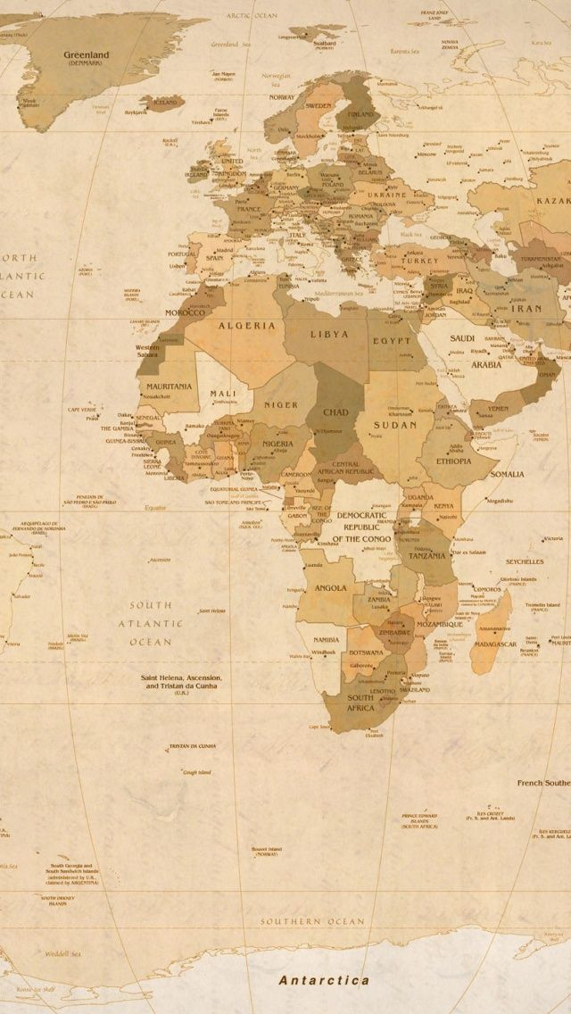Get Africa Wallpaper Map Wallpapers