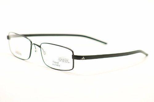 9af1eb2e000b Adidas Eyeglasses A688 6054 Black Performance Steel Full Rim Optical Frame  52mm adidas.  124.95