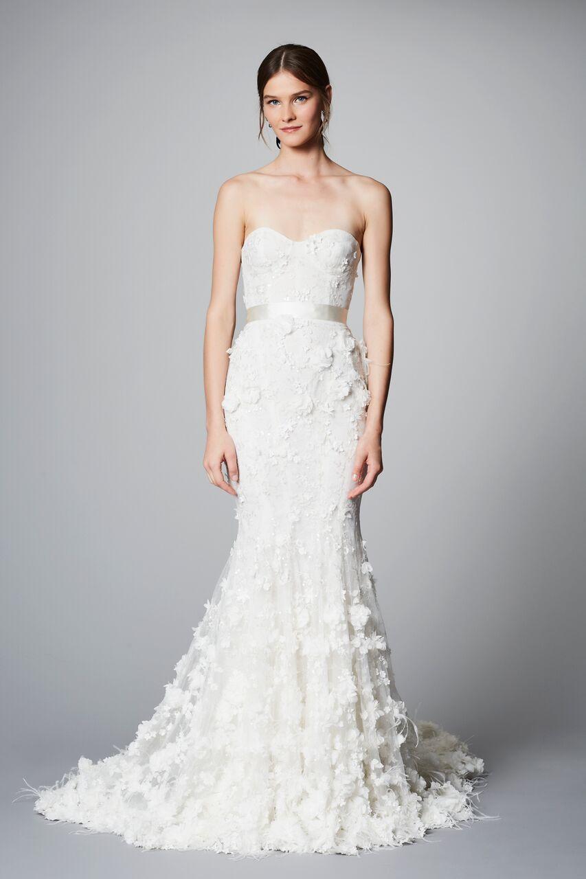 Esme By Marchesa Bridal Marchesa Bridal Trendy Wedding Dresses Fitted Wedding Dress