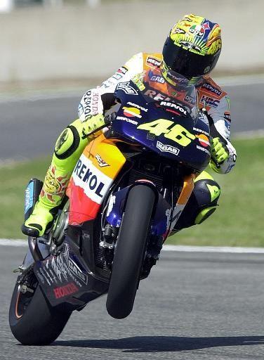 Valentino Rossi 2003