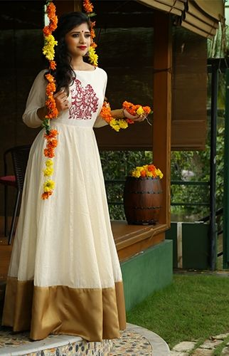 53d1b2bd0f Kavya Madhvans Online Saree Shopping Site  Laksyah Anarkali Tops, Cotton  Anarkali, Anarkali Suits