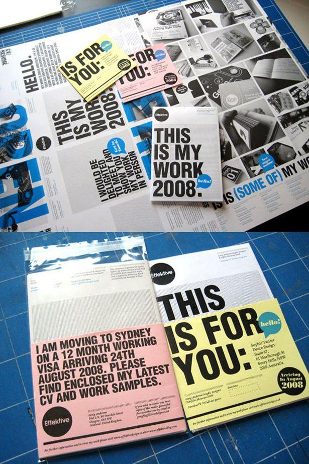 creative #resume Creative Resumes Pinterest Resume ideas
