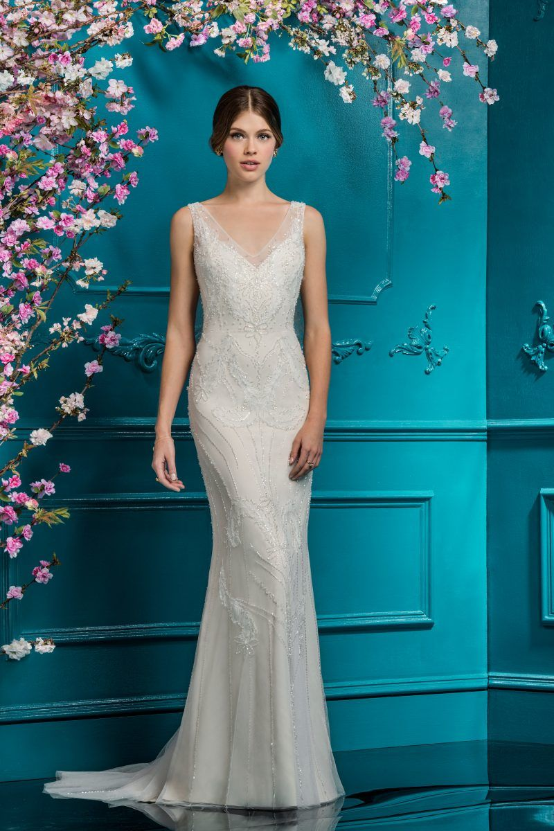 1930\'s Beaded Dress | Style 18084 | Lookbook | 2018 | Pinterest ...