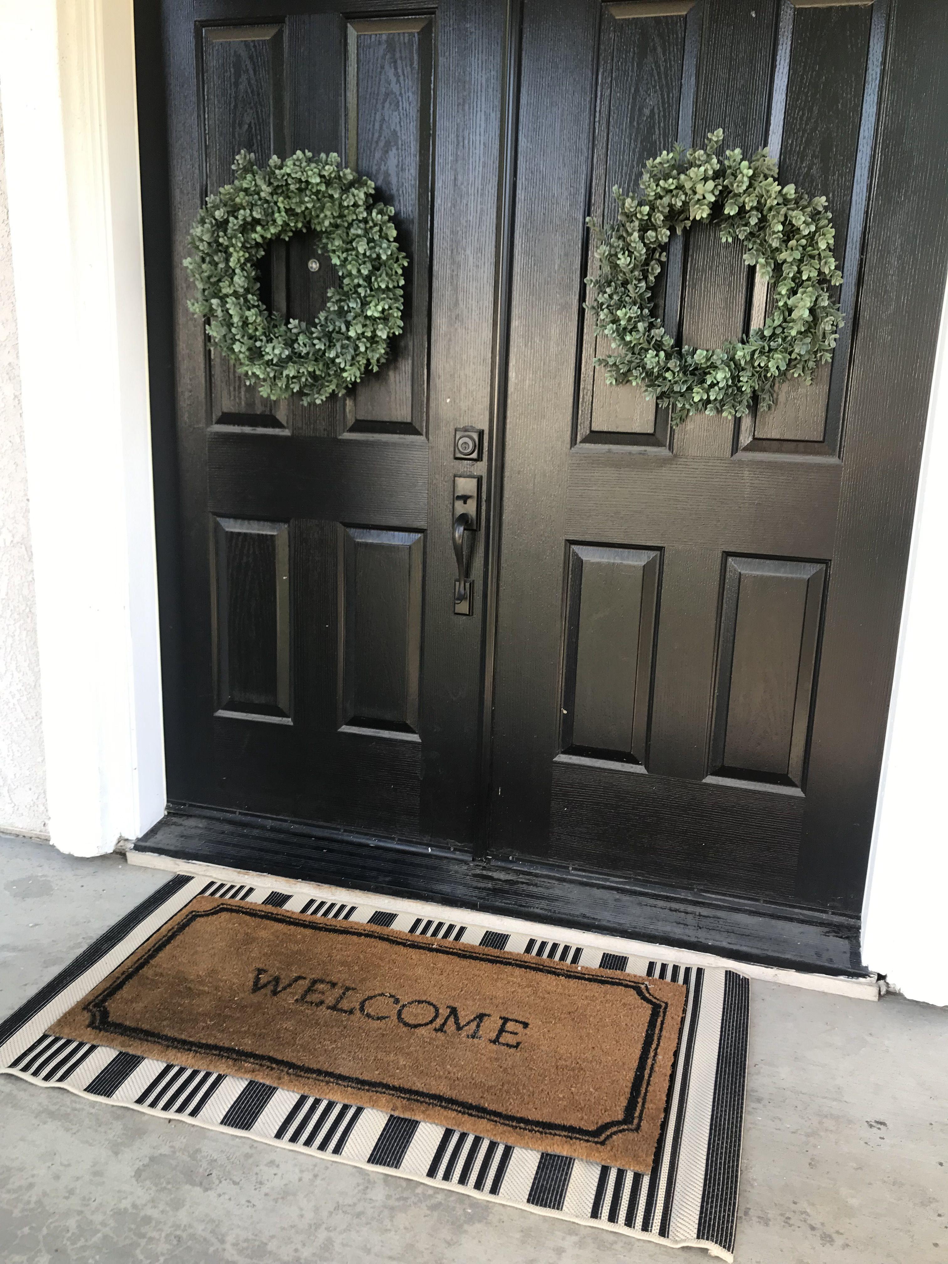 Front Door Decoration Ideas | ThriftyFun