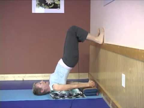 how to do a shoulder stand for beginners