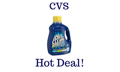 Oxiclean Laundry Detergent Only 0 99 At Cvs Http Wp Me