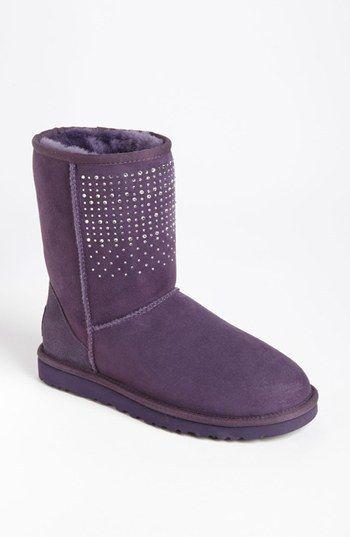 ugg classic short bling boot women on shopstyle com stuff to rh pinterest com