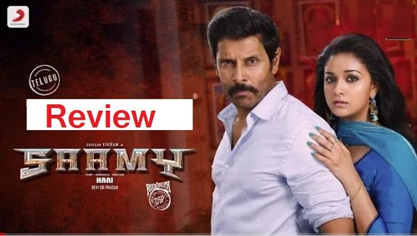 Vikram Saamy Movie Review, Saamy Movie Review | 2 movie ...