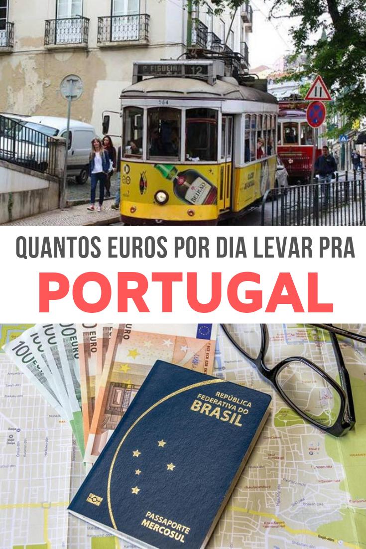 Veja dicas de quanto dinheiro levar pra Portugal  #essemundoenosso #portugal #viagem #viajar #amoviajar #lisboa #porto #euros