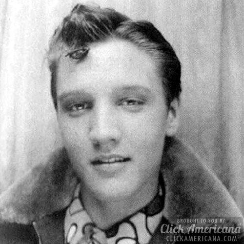 Young Elvis Elvis Presley As A Child Amp Teenager Elvis