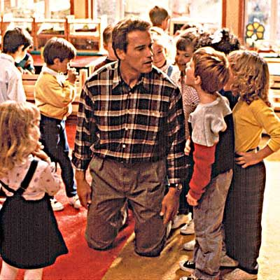 It S Not A Tumor From Kindergarten Cop Good Funny Movies