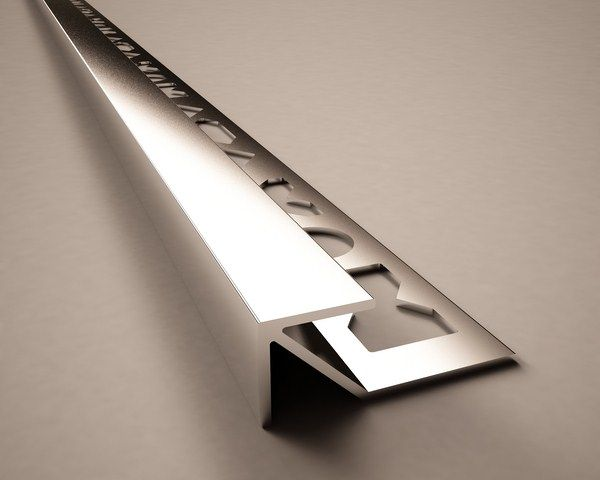 Metal Edging Tile Edge Trim Metal Edging Tile Edge Metallic