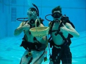 For kicks and giggles... Underwater Basket Weaving | For my peeps ...