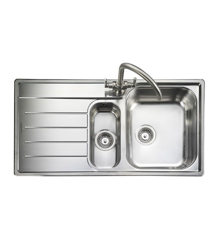Beautiful Rangemaster sink - available from Premier Kitchen Doors ...